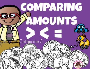 Comparing Money Worksheets