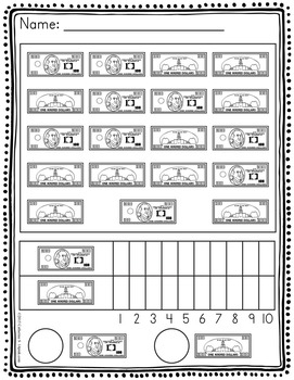 Graphing Worksheets Grade 1