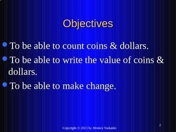Common Core 4th - Money 2 - How to Count Money