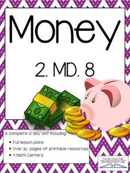 Money (Math Lessons and Activities)