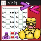 Comparing Amounts Worksheets