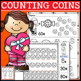 Counting Coins Worksheets