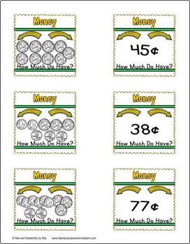 Money ~ A Sticky Note Game