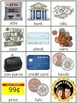 Vocabulary Pocket Chart - Money and Coins