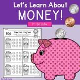 Money Worksheets 1st Grade