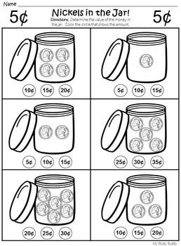 Money - Kindergarten