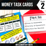 Money - 2nd Grade Math Flip and Go Cards
