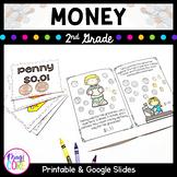 Money - 2nd Grade Math - Print & Digital 2.MD.C.8