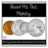 Money- Identify and Count Coins