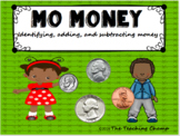 Money Lesson Plans (11 Days)