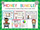 Money Activities { posters, games, worksheets, fun }