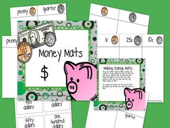 Money Activities Bundle