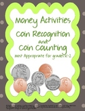 Money Activities: Coin Recognition and Counting