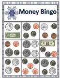 Winter Math Centers: Money Activities Common Core Standards