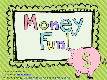 Money Activities and Centers