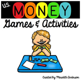 Money Games Math Activities Distance Learning