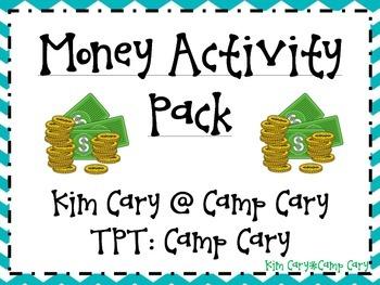 Money Activity Pack