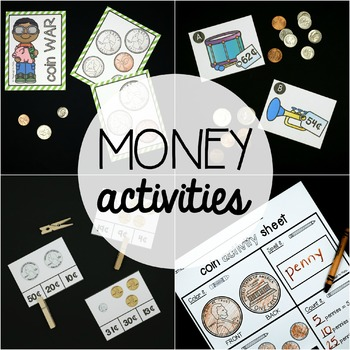 Money Activity Pack