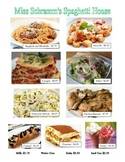 Money Activity Restaurant - Many Uses