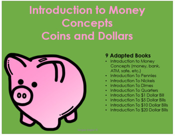 Introduction to Money Adapted Books