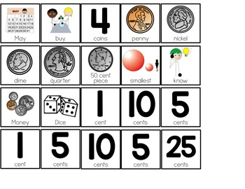 Money Adapted Books ( Level 1 and Level 2 ) Lucky Penny Day