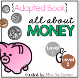 Money Adapted Books [Level 1 and Level 2] Lucky Penny Day