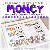 Money Adapted Work Binder