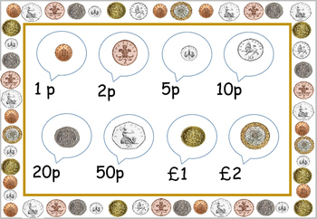 Money - Add your Pounds and Pennies