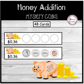 Money Adddition Mystery Coins