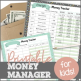 Money & Allowance Manager for Kids
