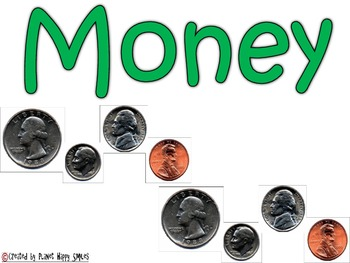 Anchor Chart Money