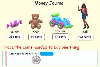Money Anchor Tasks for Math in Focus/Singapore/Math Talks