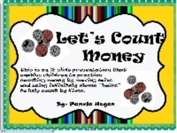Money Arranging and Counting-SmartBoard