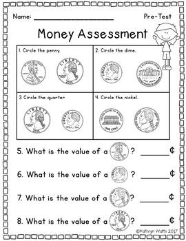Money Assessment