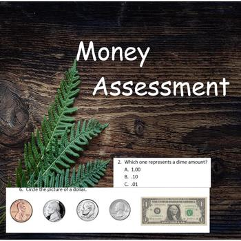 Money Assessment