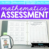 Money Assessment | US Money Math Assessments