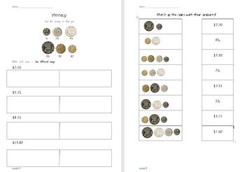 Money - Australian Coins for Kids