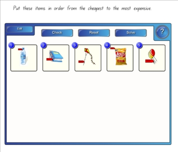 Money (Australian Currency) - Smartboard lesson
