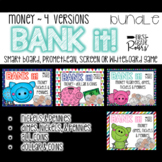 Money Bank It Projectable Game