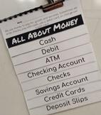 Money Basics Flip book