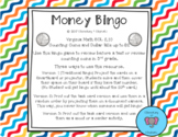 Money Bingo 2nd Grade