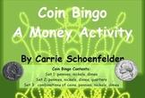 Money Bingo 3 Game Sets K-2