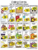 Money Bingo {3 different styles + centers!}