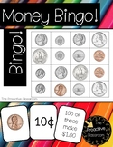 Money Bingo! Coin Identification Game - Identifying Coins