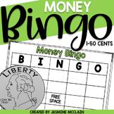 Money Bingo (Practice 1-50 Cents)