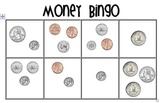 Money Bingo - coin combinations