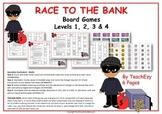 Money Board Game Australian Currency