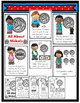 Money Books (A Coin Introduction for Young Learners) Color and Black and White