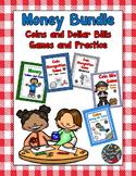 Kindergarten -1st-2nd grade -Special Education-Money Bundl