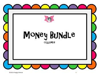 Money Bundle - Second Grade